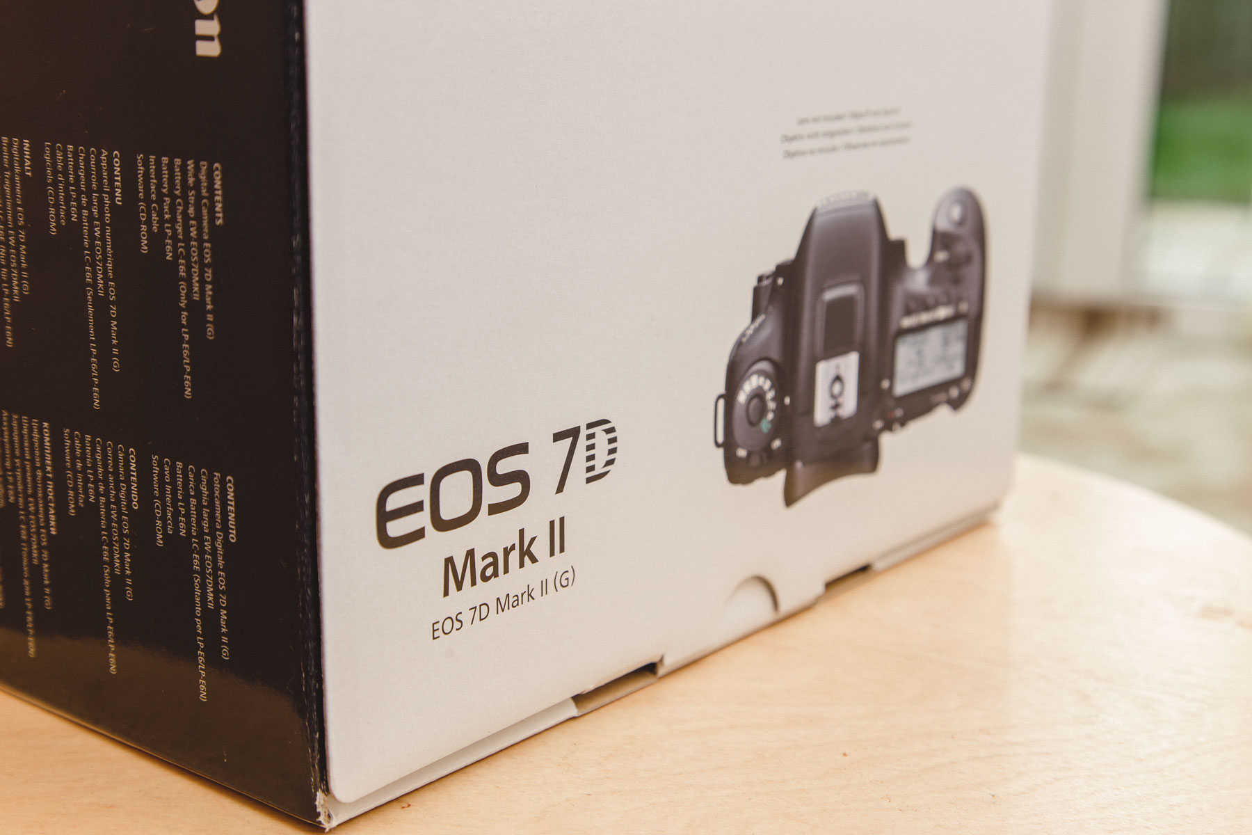 The End of the Canon 600D – Part Two: The Upgrade is Here