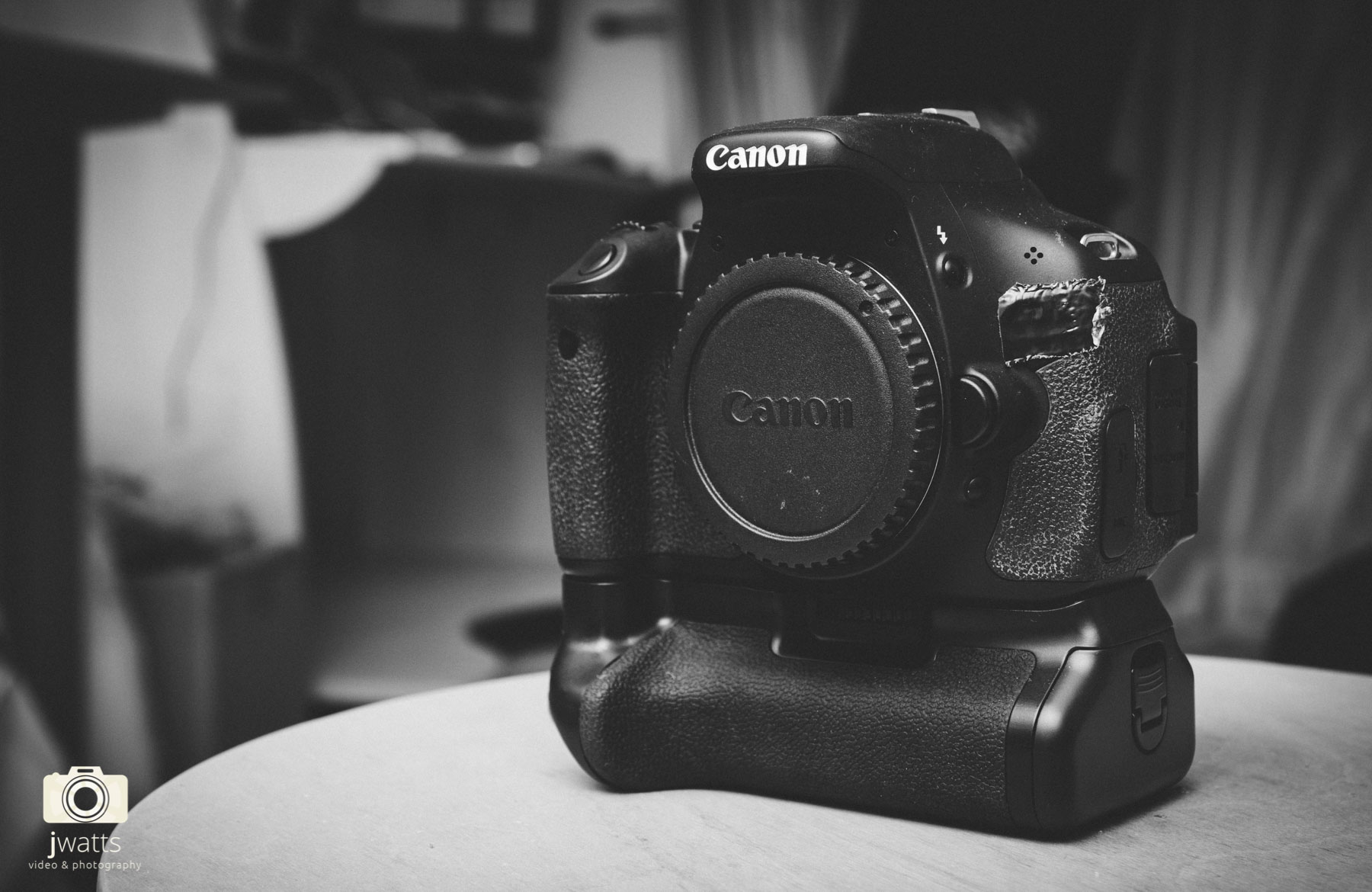 The End of my Canon 600D: Part One