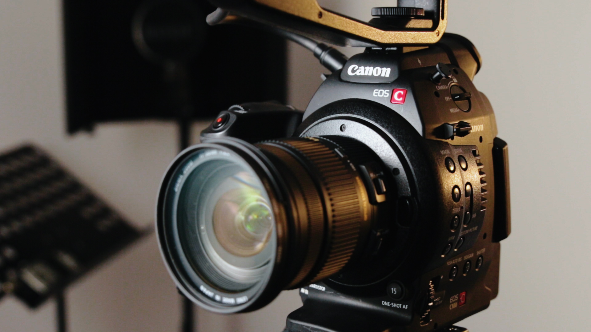 Make Film - Tell Stories | Canon C100 Review