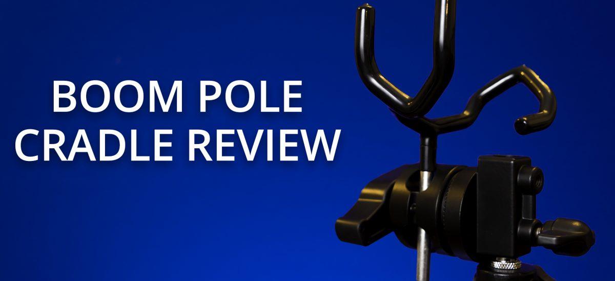 Boom Pole Holder