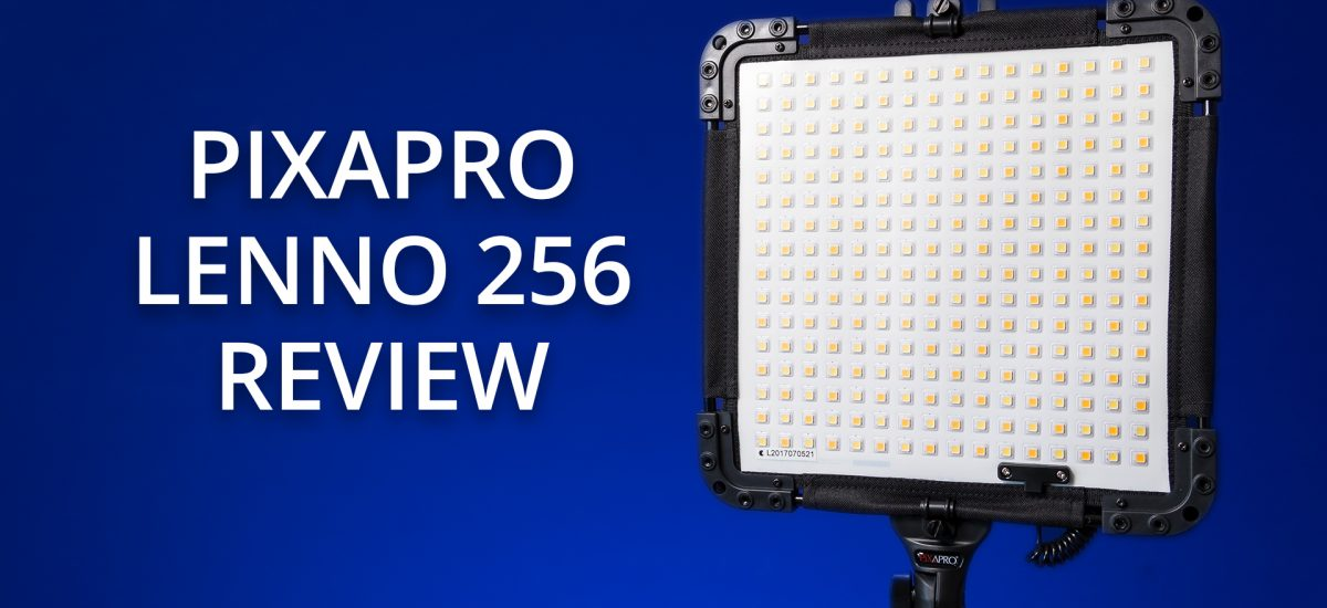 Pixapro Lenno 256 Led Panel Review