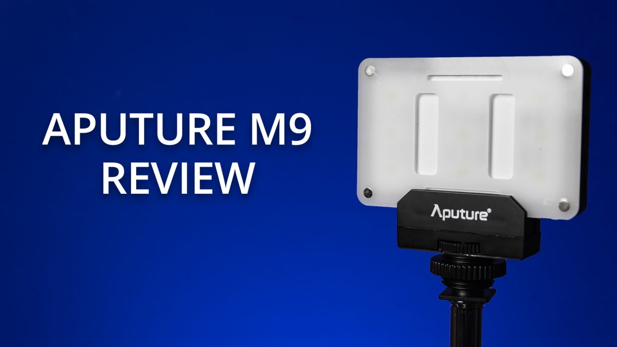 Aputure M9 Review