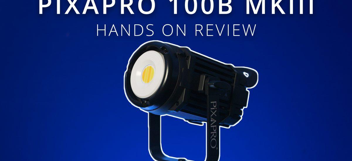 Pixapro LED 100B MKIII